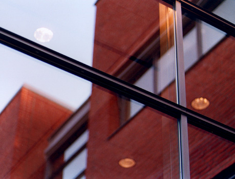 Glasfasader & glaspartier