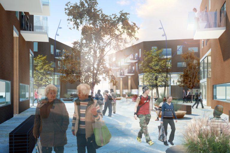 Kvarteret Norrland i Helsingborg